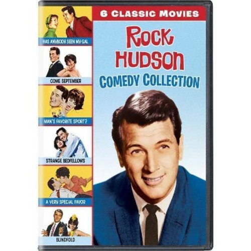 Rock Hudson Comedy Collection (DVD)