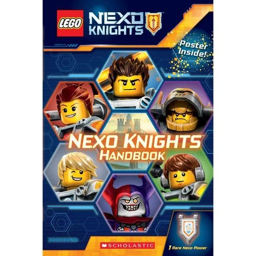 Lego Nexo Knights: Nexo Knights Handbook