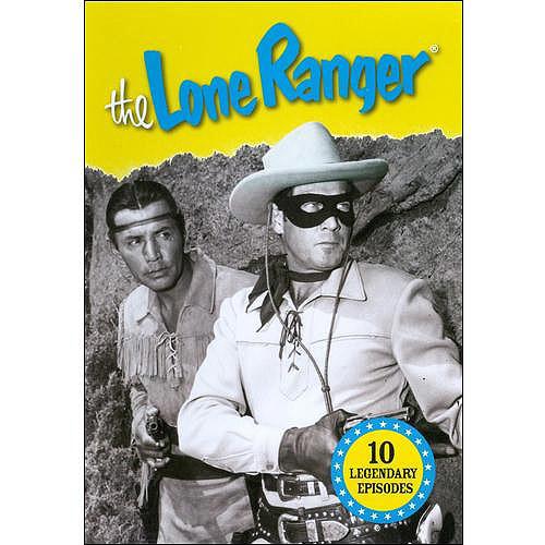 Lone Ranger - 10 Legendary Eps