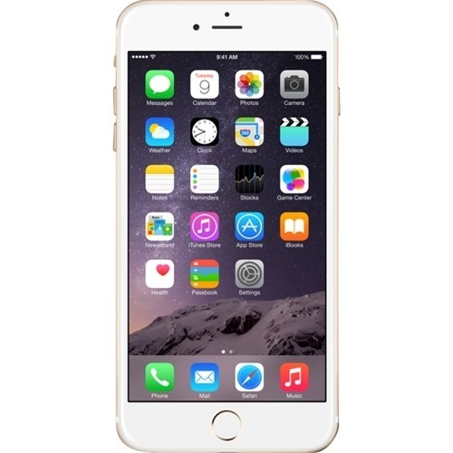 Apple - Pre-Owned (Excellent) iPhone 6 Plus 16GB Cell Phone (Unlocked) - G