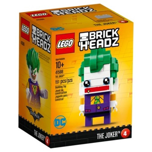 LEGO BrickHeadz DC The Joker 41588