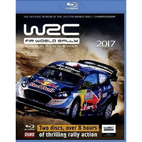 World Rally Championship 2017 Review (Blu-ray)
