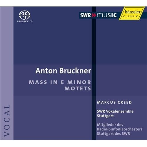 Bruckner: Mass in E minor; Motets [Super Audio Hybrid CD]