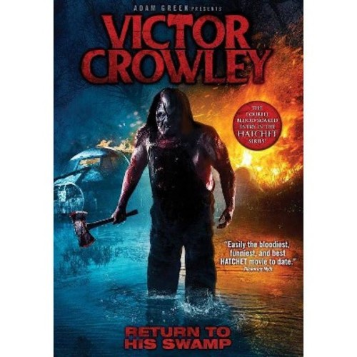 Victor Crowley (DVD)