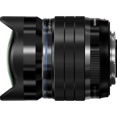 Olympus M.Zuiko Digital ED 8mm f1.8 Fisheye PRO Lens [8mm f1.8]