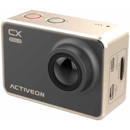 ACTIVEON CX Gold Action Cam GCA10W