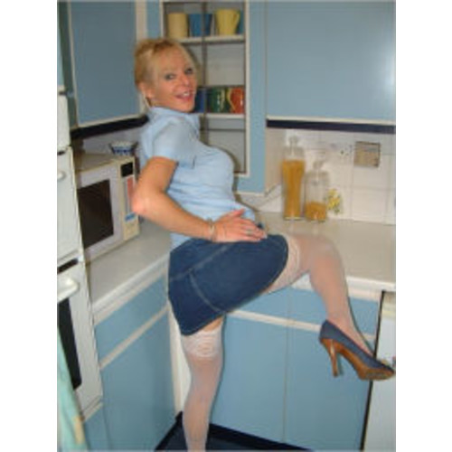 99 CENT SPECIAL! LIMITED TIME! Nude Milf Michelle - Kitchen Kinky (EROTIC NUDE PHOTOGRAPHY)