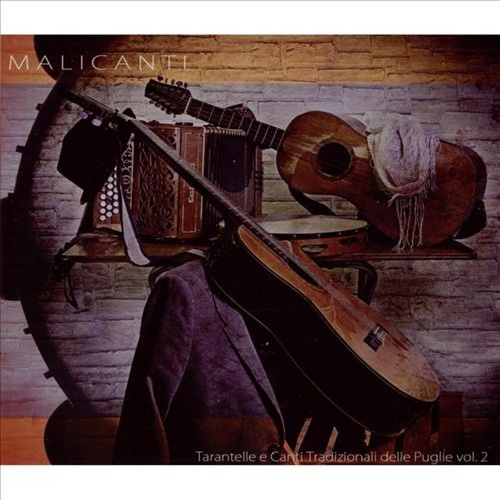 Tarantelle e Canti /Traditional Songs From Puglia , Vol. 2 [CD]