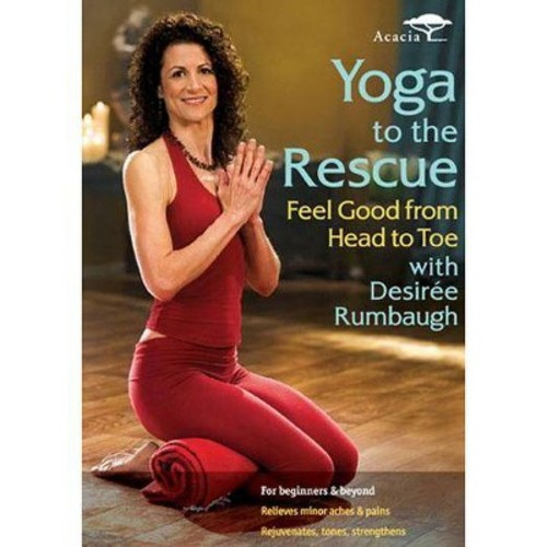 Yoga to the rescue (DVD)