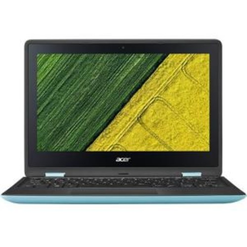 Acer Spin 1 SP111-31-C62Y Notebook PC - Flip Design, Intel Celeron N3450 Quad-Core Processor, 1.1GHz, Win 10 Home 64-bit, 4GB DDR3L RAM, 500GB HDD, 11.6