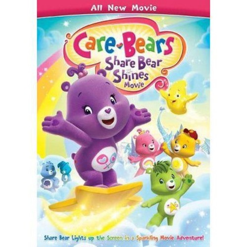 Care Bears: Share Bear Shines Movie (DVD) [Care Bears: Share Bear Shines Movie DVD]
