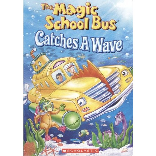 The Magic School Bus: Catches a Wave [DVD]