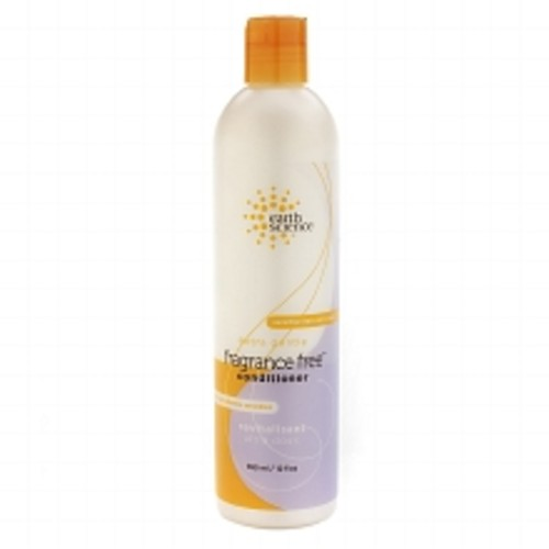 Earth Science Shampoo For Sensitive Hair & Scalp, Fragrance-Free