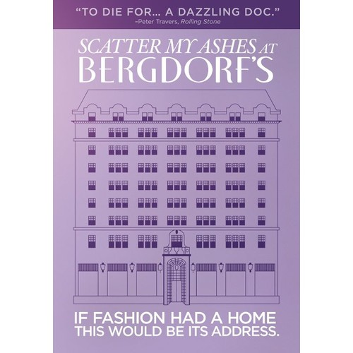Scatter My Ashes at Bergdorf's [DVD] [2013]