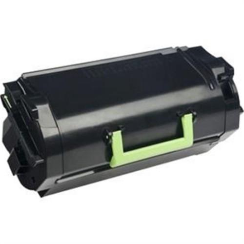 Lexmark Unison 620HA Toner Cartridge - Black 62D0HA0