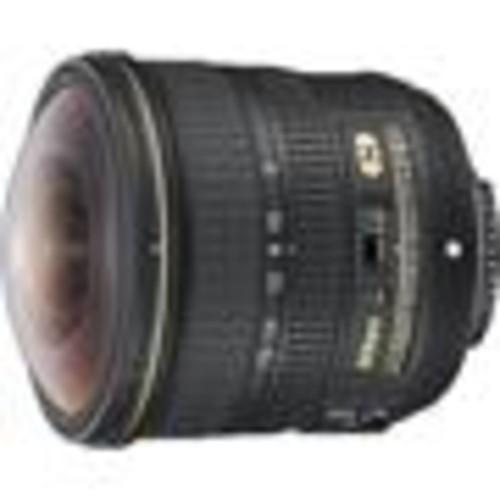Nikon AF-S Fisheye Nikkor 8-15mm f/3.5-4.5E ED Ultra-wide-angle zoom lens for Nikon DSLR cameras