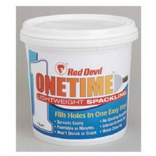 OneTime Spackling Compound