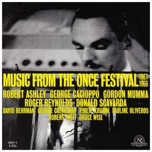 Music From The Once Festival 1961-66 CD (2003)
