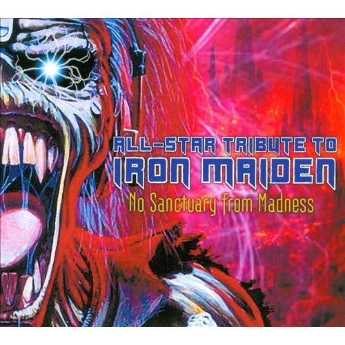 No Sanctuary From Madness: All-Star Tribute To Iron Maiden [CD]