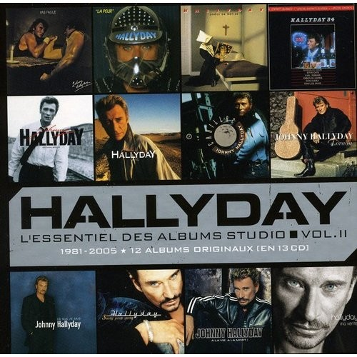 L' Essentiel des Albums Studio, Vol. 2 [CD]