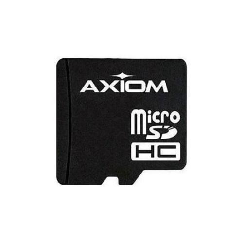 Axiom AX - Flash memory card ( microSDHC to SD adapter included ) - 32 GB - Class 10 - microSDHC