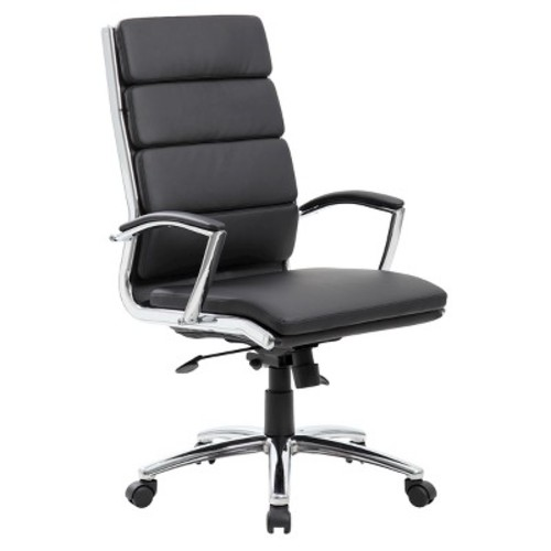Contemporary Executive Office Chair Black - Boss Office Products