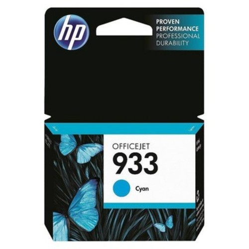 HP - 933 Ink Cartridge - Cyan