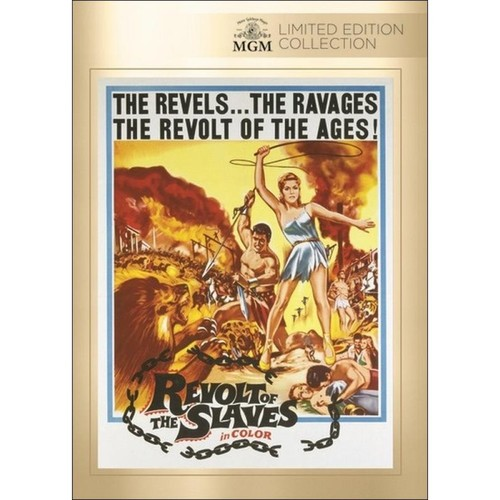 The Revolt of the Slaves [DVD] [1961]