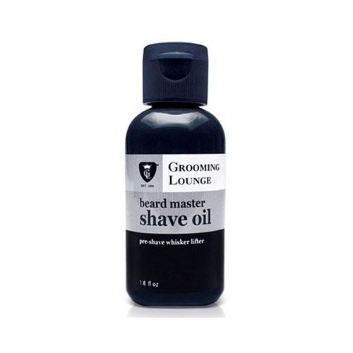 Grooming Lounge Beard Master Shave Oil - 1 oz