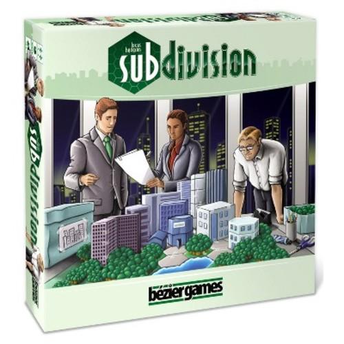 Bezier Games SUDV Subdivision Board Game