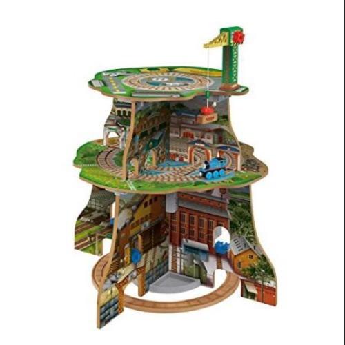 Thomas & Friends Wooden Railway - Up & Around Sodor Adventure Tower