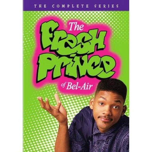 Fresh Prince Of Bel Air:Complete Ssns (DVD)