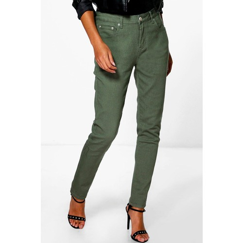 Nadia 5 Pocket High Rise Skinny Jeans