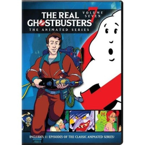 The Real Ghostbusters: The Animated Series - Volume 7 [DVD]