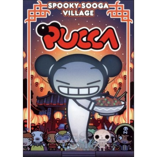 Pucca: Spooky Sooga Village (DVD)