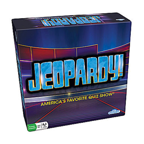 Outset Media Jeopardy! Game