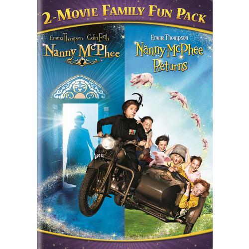 Nanny McPhee 2-Movie Family Fun Pack [DVD]