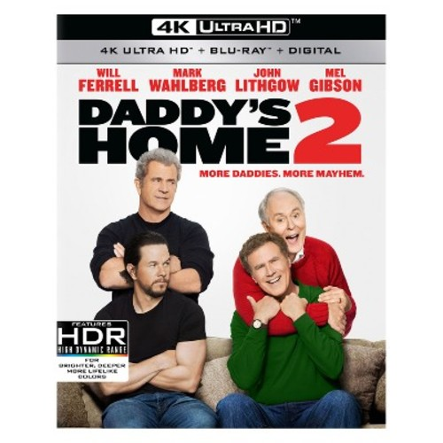 Daddy's Home 2 (4K/UHD + Blu-ray + Digital)