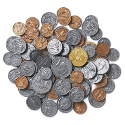 Learning Resources Coins in a Bag