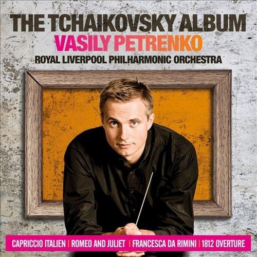 The Tchaikovsky Album [CD]
