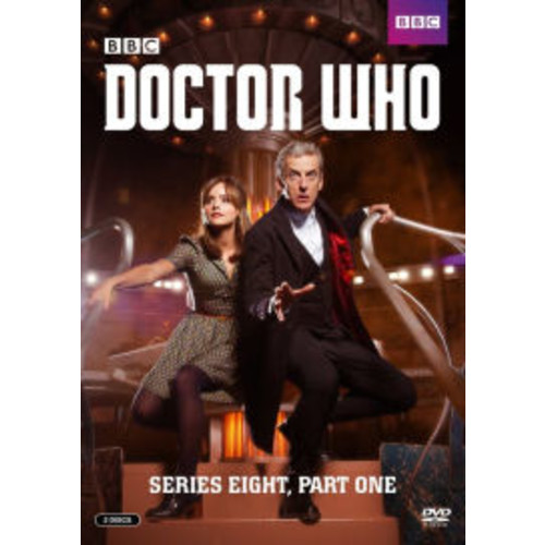 Doctor Who: Series Eight, Part One [DVD]