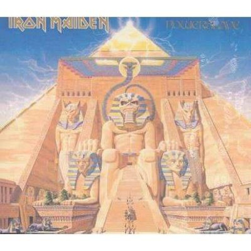 Iron maiden - Powerslave (CD)