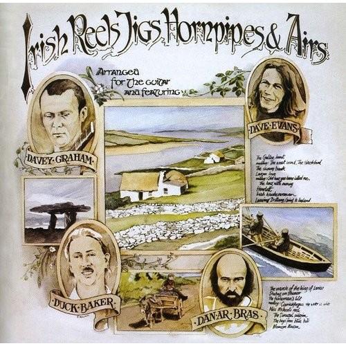 Irish Reels, Jigs, Hornpipes & Airs [CD]