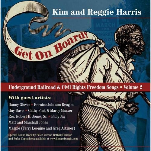 Get on Board: Underground Railroad and Civil War Songs, Vol. 2 [CD]