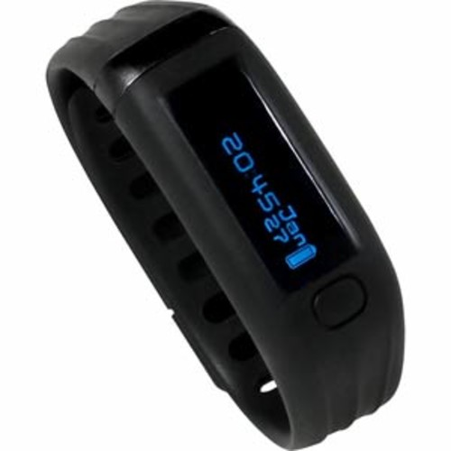 Bally Total Fitness Wireless Activity Tracker With OLED Screen