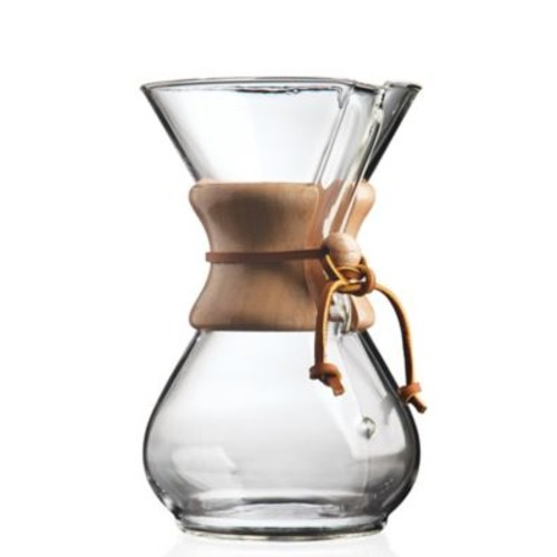 Chemex 6-Cup Classic Series Glass Coffee Maker (CE1001569)