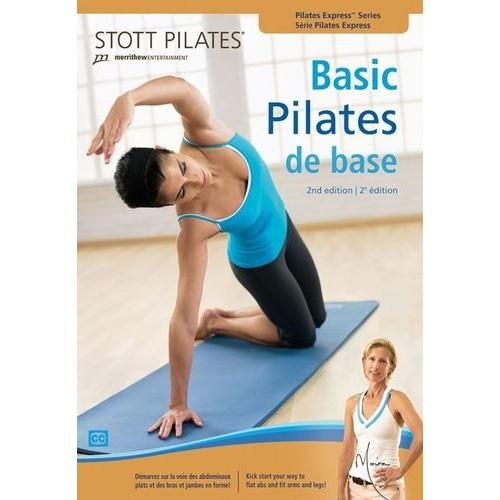 Stott Pilates: Basic Pilates [2nd Edition] [DVD] [2007]