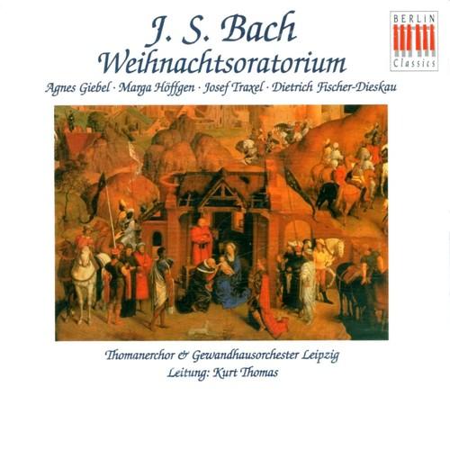 Johann Sebastian Bach - Bach: Christmas Oratorio