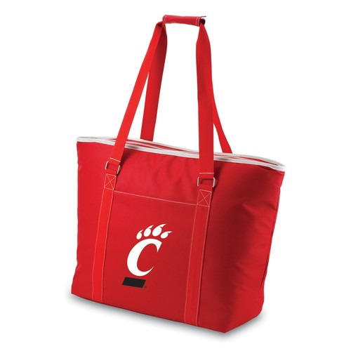 NCAA Tahoe Picnic Cooler Color: Red, NCAA Team: Cincinnati