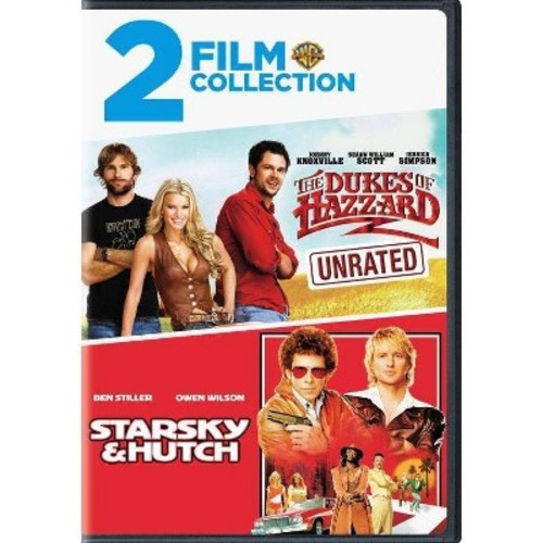 The Dukes of Hazzard/Starsky and Hutch [WS] [DVD]